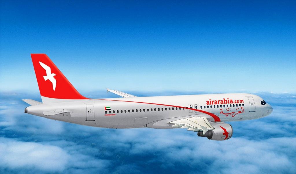самолет air arabia